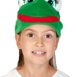 Кастрюли и ковши - Маска шапка Лягушка для детей КФ-4062, 0