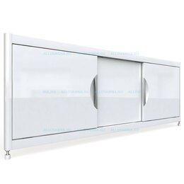 Ванны - Экран под ванну Emmy Малибу 140 см белый, 0