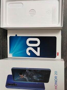 Мобильные телефоны - Хонор20 HONOR 20 б/у в идеальном состоянии, 0