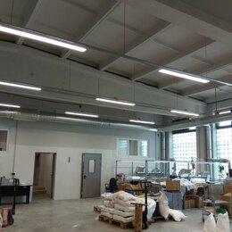 Настенно-потолочные светильники - Светильник линейный потолочный светодиодный, 0