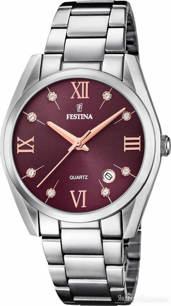 Наручные часы Festina F16790/E по цене 9100₽ - Наручные часы, фото 0
