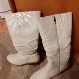Сапоги - Сапоги женские зимние 40 размер  за 2500 рублей , 0