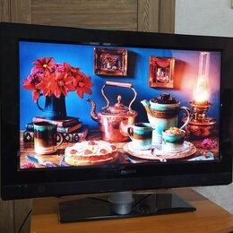 Телевизоры - Телевизор Philips 32 дюйма (отличный) + пульт, 0