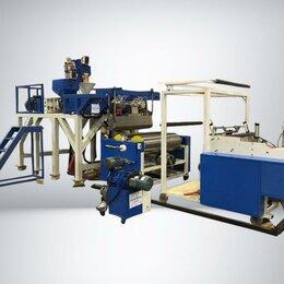 Производственно-техническое оборудование - Линия для производства трехслойной пленки, 0