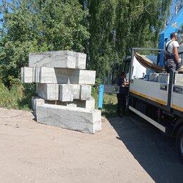 Строительные блоки - ФБС 240х40х60 фундаментные блоки, 0