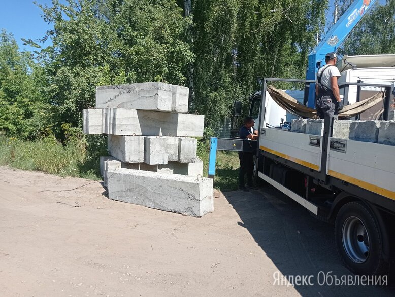 ФБС 240х40х60 фундаментные блоки по цене 2600₽ - Строительные блоки, фото 0