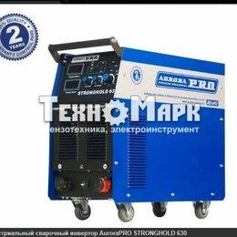Сварочные аппараты - Индустриальный сварочный инвертор aurorapro stronghold 500, 0