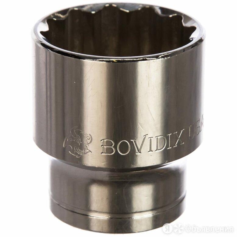Торцевая головка BOVIDIX 5040322 по цене 276₽ - Торцевые головки и ключи, фото 0