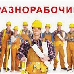 Разнорабочие - Разнорабочий /оператор , 0