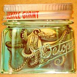 Виниловые пластинки - Gentle Giant-1972 Octopus, 0