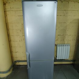 Холодильники - Б у бирюса 130 два компрессора , 0
