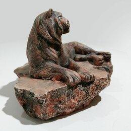 Интерьер - Скульптура Тигр из мрамора, 0