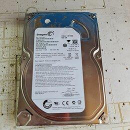 Внутренние жесткие диски - Жёсткий диск на 500гб, 0