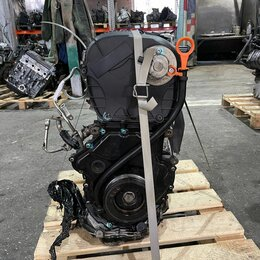 Двигатель и топливная система  - Двигатель Skoda Octavia 1.8i 160 л/с BZB, 0