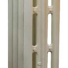 Радиаторы - Радиатор чугунный Retro Style BRISTOL LOFT 782 (950х640х250) 8 секций 2216 Вт, 0