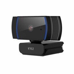 Веб-камеры - Веб-камера KREZ CMR01, 0