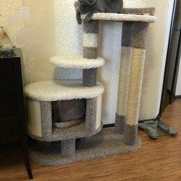 Когтеточки и комплексы  - Домик для кошки, когтеточка, комплекс, 0