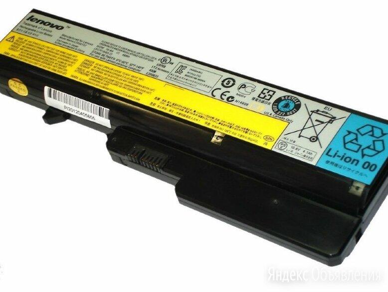 Аккумулятор для ноутбука Lenovo G560L 10.8V, 4400mah по цене 2850₽ - Аксессуары и запчасти для ноутбуков, фото 0