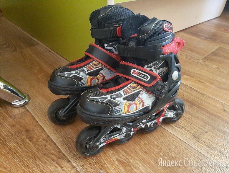 Роликовые коньки детские (1-6 лет) по цене 900₽ - Роликовые коньки, фото 0