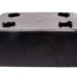 Отбойные молотки - Отбойник (резиновый/200х150х80мм), 0