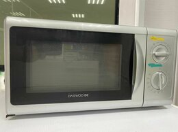 Микроволновые печи - Микроволновая печь Daewoo KOR-4135SA, 0