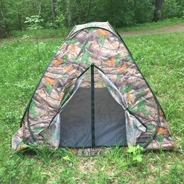 Палатки - Палатка-автомат самораскладывающаяся 4-х местная, 0