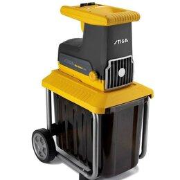 Садовые измельчители - Измельчитель stiga BIO silent 2500, 0