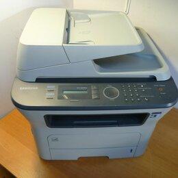 Принтеры, сканеры и МФУ - Сетевое Лазерное МФУ Samsung SCX-4828FN, 0