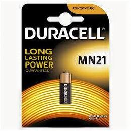 Батарейки - Батарейки Duracell MN21 1шт, 0