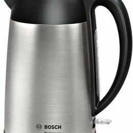 Электрочайники и термопоты - Новый электрочайник Bosch TWK 3P420, 0