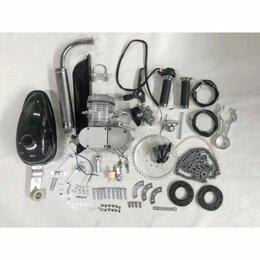 Прочие аксессуары и запчасти - Двигатель веломотор f80 (комплект для установки), 0