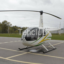 Вертолеты - Вертолет Robinson R44 Raven I, 2013 г., 0