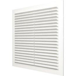 Вентиляционные решётки - Решетка 150х150   белая   1515Р   ЭРА, 0