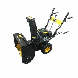 Снегоуборщики - Снегоуборщик бензиновый HUTER sgc 4000e самоходный, 0