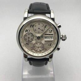 Наручные часы - Montblanc Meisterstuck Automatic Chronograph 38mm 4810, 0