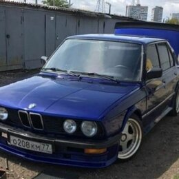 Кузовные запчасти - Front spoiler BBS BMW e28 , 0