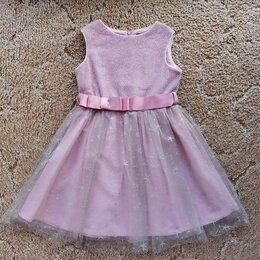 Платья и сарафаны - Нежное нарядное платье, р-р 122, 0