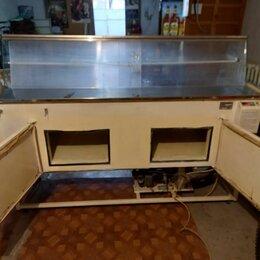 Холодильные витрины - Холодильная витрина 1,8*1,3 м, 0