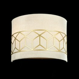 Бра и настенные светильники - H223-WL-02-G Настенный светильник Maytoni Messina, 0