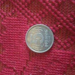 Монеты - Монета 5 пфеннигов, 0