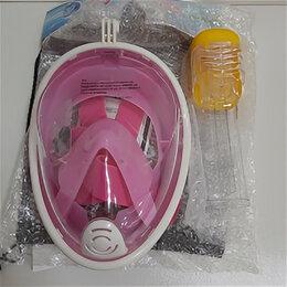Аксессуары для плавания - Маска для снорклинга (808-50-12-20) LY-231, 0