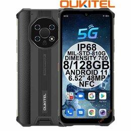 Мобильные телефоны - НОВИНКА Смартфоны 5G Oukitel WP13 IP68 8/128GB 48MP NFC, 0