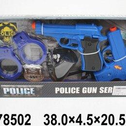 """Полицейские и шпионы - Набор полицейского """"Выстрел 2"""" (5 предметов), 0"""