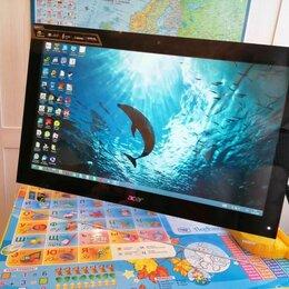 """Моноблоки - Моноблок Acer u5-610_w. 23""""ips touch/i5-4200m/8Gb/gtx760m 2gb/1Tb, 0"""