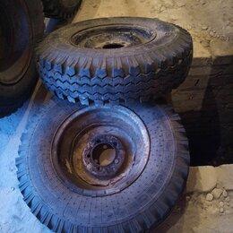Шины, диски и комплектующие - Колесо УАЗ, 0