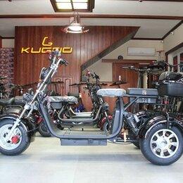 Мототехника и электровелосипеды - Электросамокат CityCoco trike X 3000W 20Ah 60V, 0