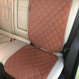 Аксессуары для колясок и автокресел - Накидка под детское автокресло (светло-коричневый), 0