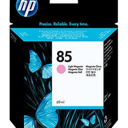 Аксессуары и запчасти для оргтехники - HP Картридж струйный HP 85 C9429A светло-пурпурный для HP DJ 30/90/130, 0