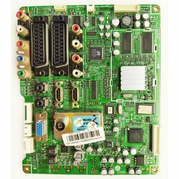 Запчасти к аудио- и видеотехнике - Материнская плата BN41-00878A для телевизора Samsung PS-42C91HR, 0