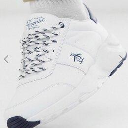 Кроссовки и кеды - Белые массивные кроссовки Original Penguin, 0